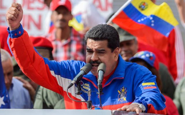 Maduro odpowiada Mujice