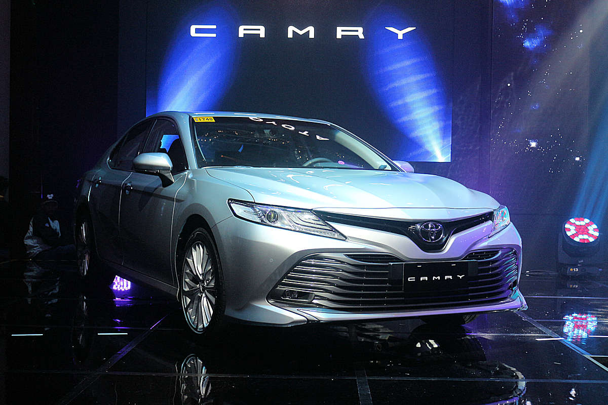 7 Things Toyota Motor Philippines Revealed About The Camry Buyer