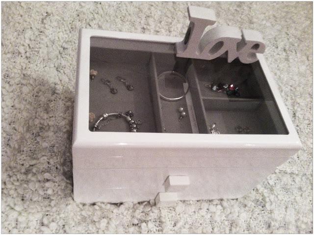 Zara Home sieraden box