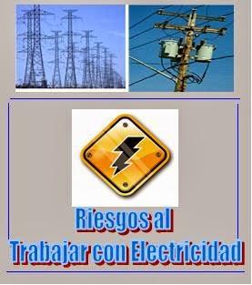 Riesgos al Trabajar con Electricidad 1