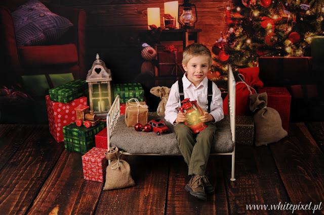 Zapraszam na najpiękniejsze sesje świąteczne w naszym studio w Lublinie i Kraśniku