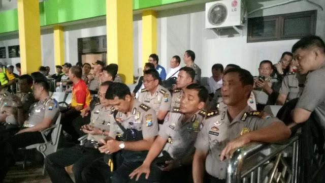 Madura United Merasa Diintimidasi saat Menjamu Bhayangkara FC di Madura