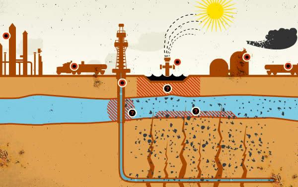 Octopus: el gran conflicto ambiental que afecta a la Región | Diego