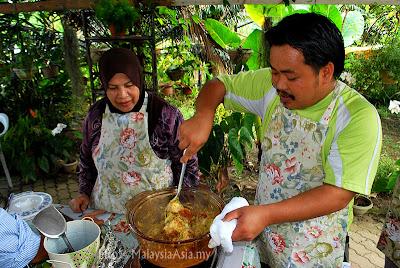 Cooking Tours in KK, Sabah