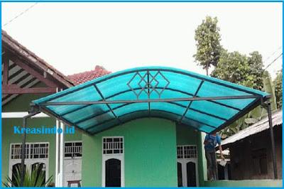 Daftar Harga Canopy Besi semi Tempa Terbaru