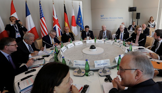 G7, tech giants agree on plan to block extremist content online