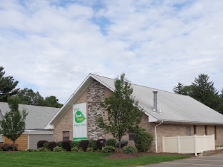 Cross Point Community Church, Walled Lake, Michigan