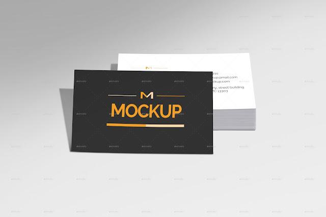 Business card mockup free psd list update24 national news photorealistic business card mockup colourmoves