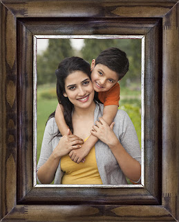 Photo Frame Rs. 100