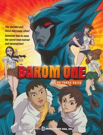 Barom One Serie Completa Español Latino