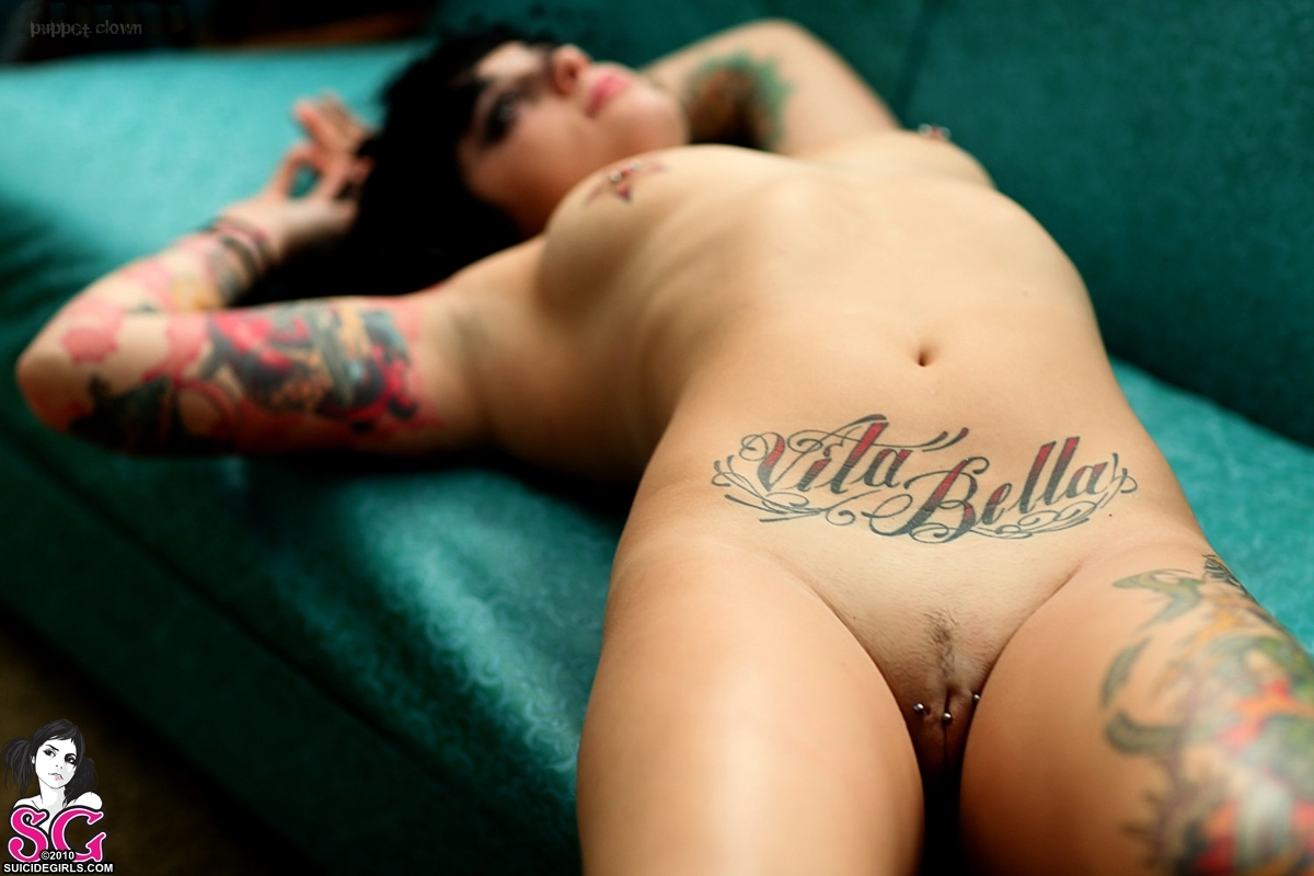 Porn star pictures of tattoos on girls pussys