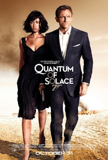 Sinopsis Film Quantum of Solace