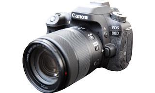 Harga dan Spesifikasi Kamera Canon EOS 80D Terbaru