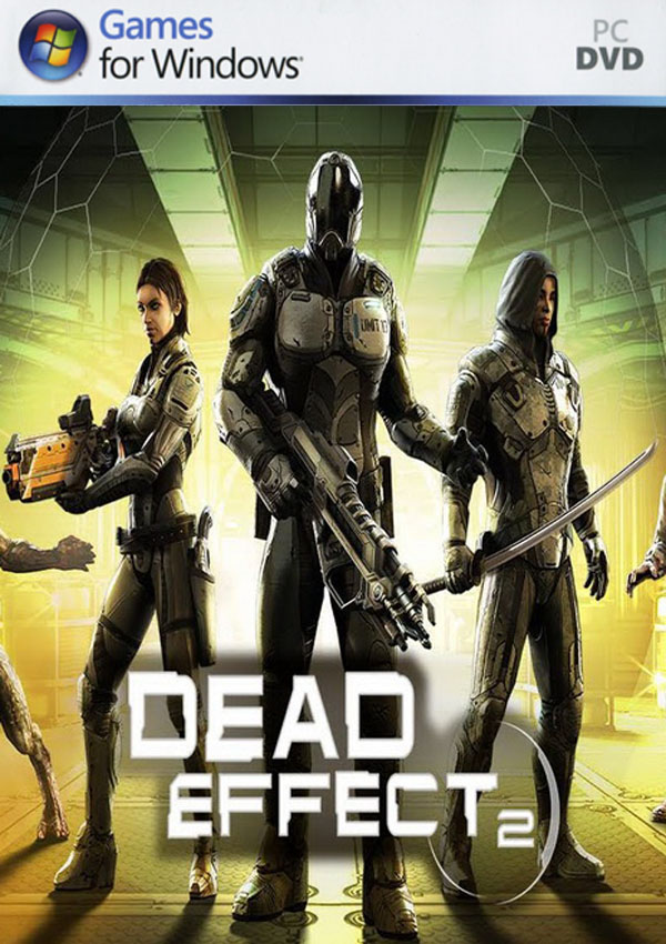 Dead Effect 2 Download Cover Free Game