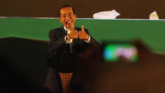 Jokowi: Ibu dan Bapak Saya Wong Boyolali Sambil Acungkan Dua Jempol