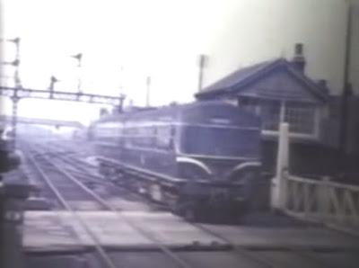 Goole Railway Station circa 1960