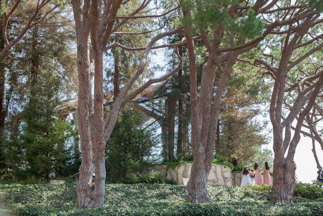 Capilla de cristal Palos Verdes California