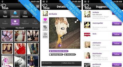 Aplikasi Fashion untuk Android