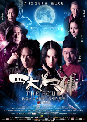 The Four (2012)Watch full hindi dubbed full movie online