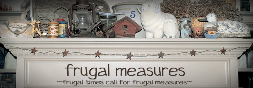 Frugal Measures