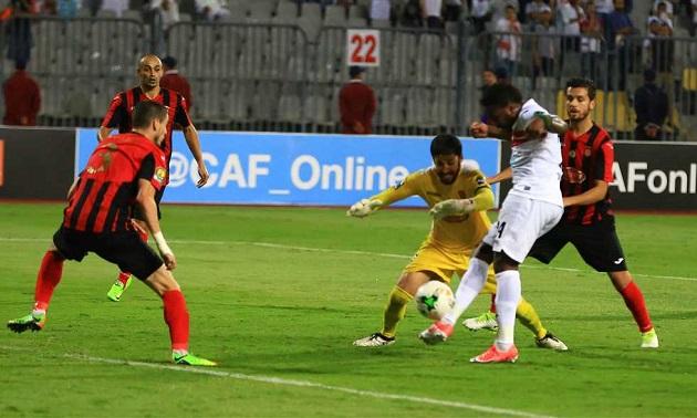 نقل مباراة الزمالك و اتحاد العاصمة من ملعب 5 يوليو الي ملعب عمرحمادي