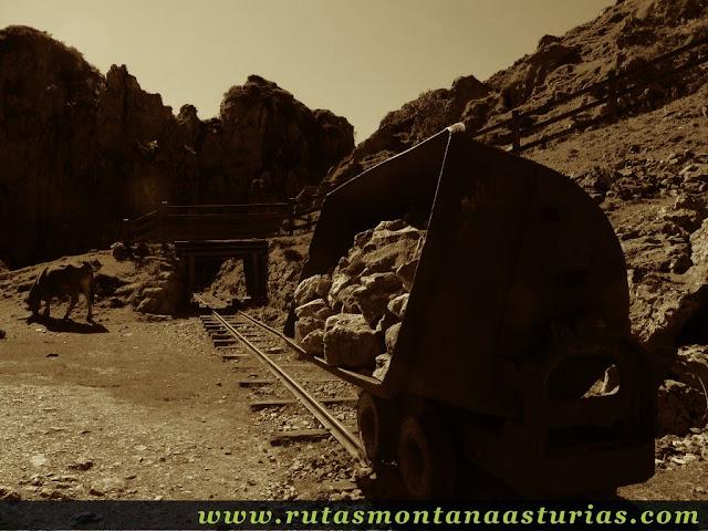 Ruta Lagos de Covadonga PR PNPE-2: Minas de Buferrera