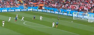 رسمياً فرنسا فى دور الـ 16 وبيرو تفقد حظوظ التأهل
