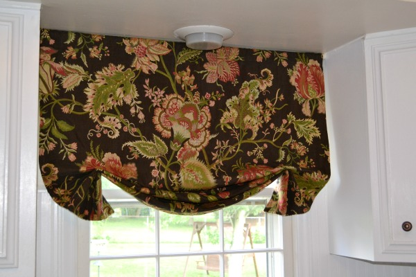 Be Different Act Normal Diy Valance