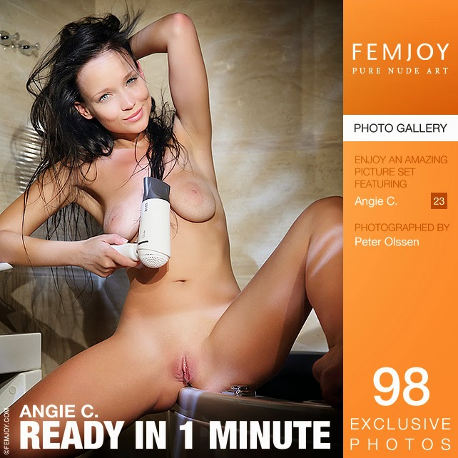 Femjoy0-20 Angie C - Ready In 1 Minute 09230