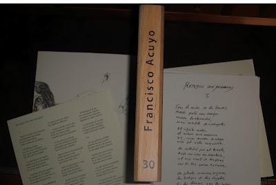 Cuatro poemas herméticos, de Francisco Acuyo