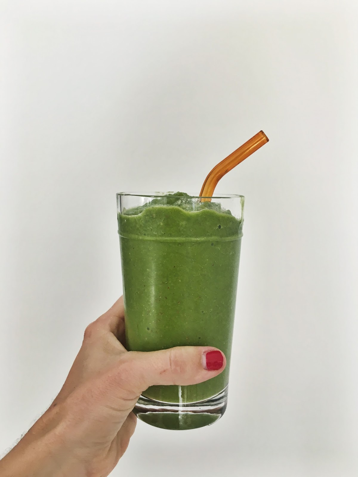 best protein green smoothie