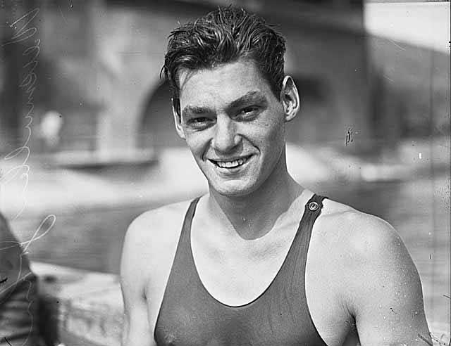 Blog De Piedras Leyendas Olímpicas Johnny Weissmuller