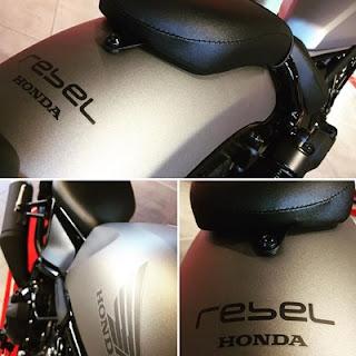 gambar foto Honda Rebel CMX 500 Baru