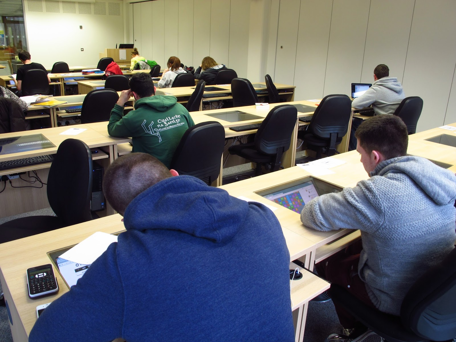 Maynooth Library Study Rooms
