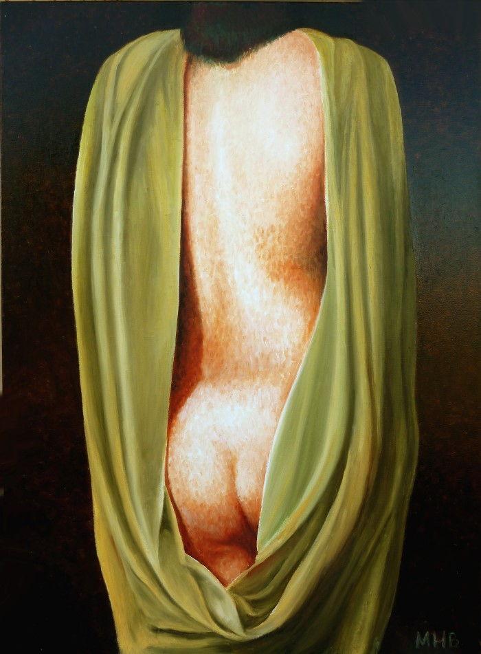 Новая форма пуантилизма. Martin Blender
