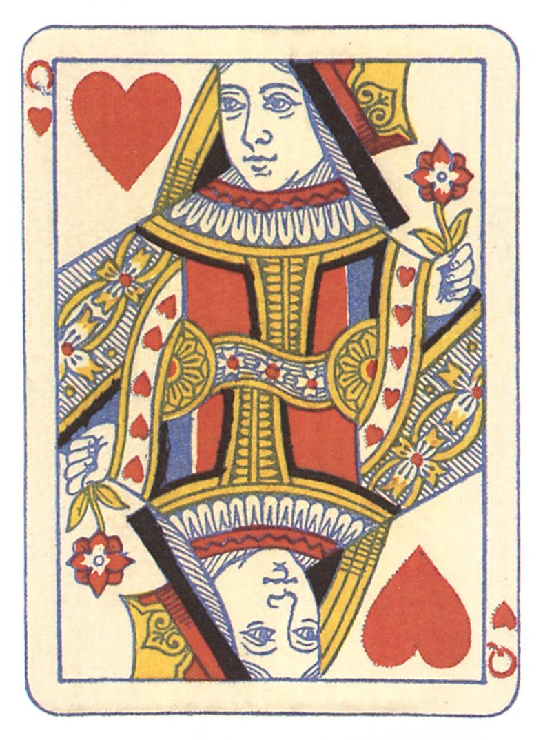 Картинки для декупажа. Игральные карты. Часть 1 ...