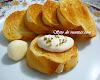 Patê de alho com maionese e creme de leite