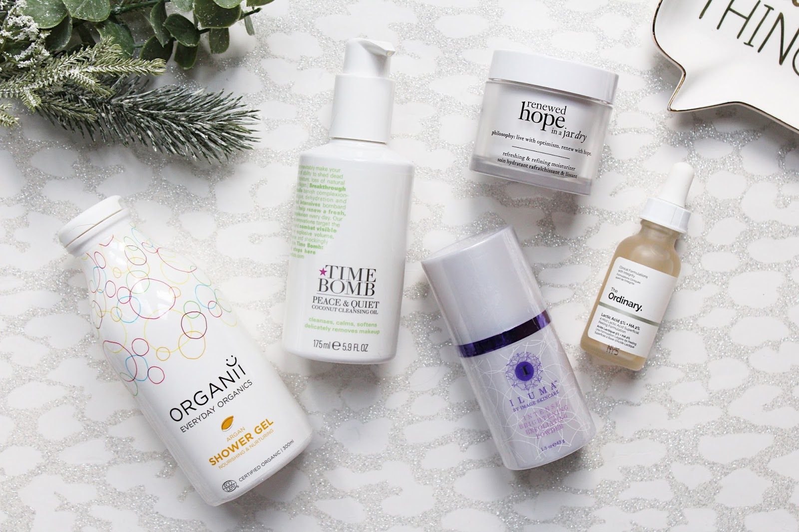 Skincare & Body Care Current Favourites