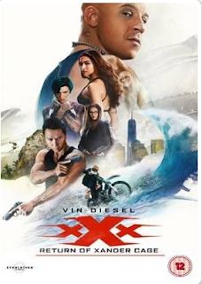 xXx Return of Xander Cage 2017 Dual Audio pDVDRip 300mb