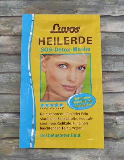 Luvos Heilerde SOS-Detox-Maske