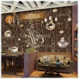konsep interior cafe klasik kecil