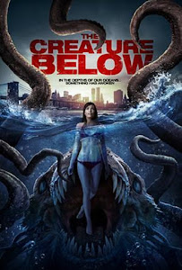 The Creature Below Poster