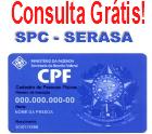 consulta grátis ao SPC e SERASA