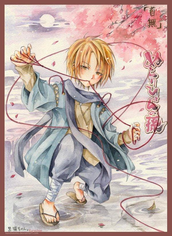 Yuu World 17 Karakter Anime dan Manga Cowok Keren