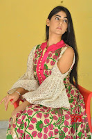 Palak Lalwani looks beuatiful in pink White Anarkali Dress From Juvva Movie Promotions ~  Exclusive Galleries 029.jpg