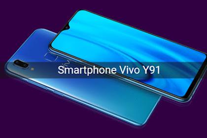 Vivo Y91 (2018) - Spesifikasi, Fitur Lengkap dan Harga Terbaru di Indonesia