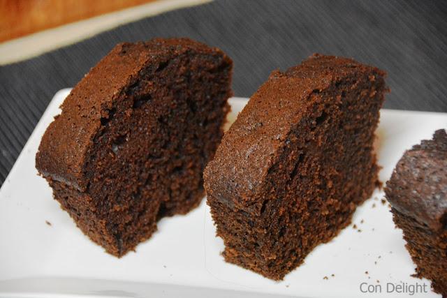 עוגת שוקולד ביתית פשוטה simple chocolate cake