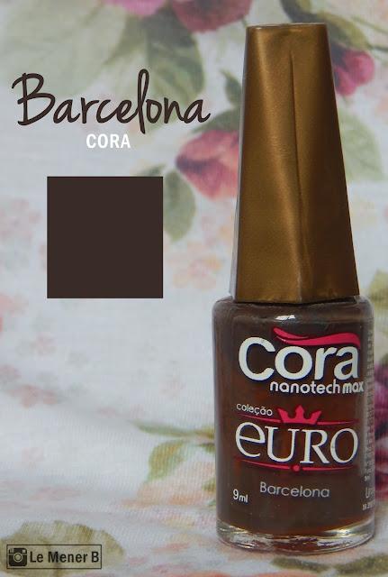 barcelona cora