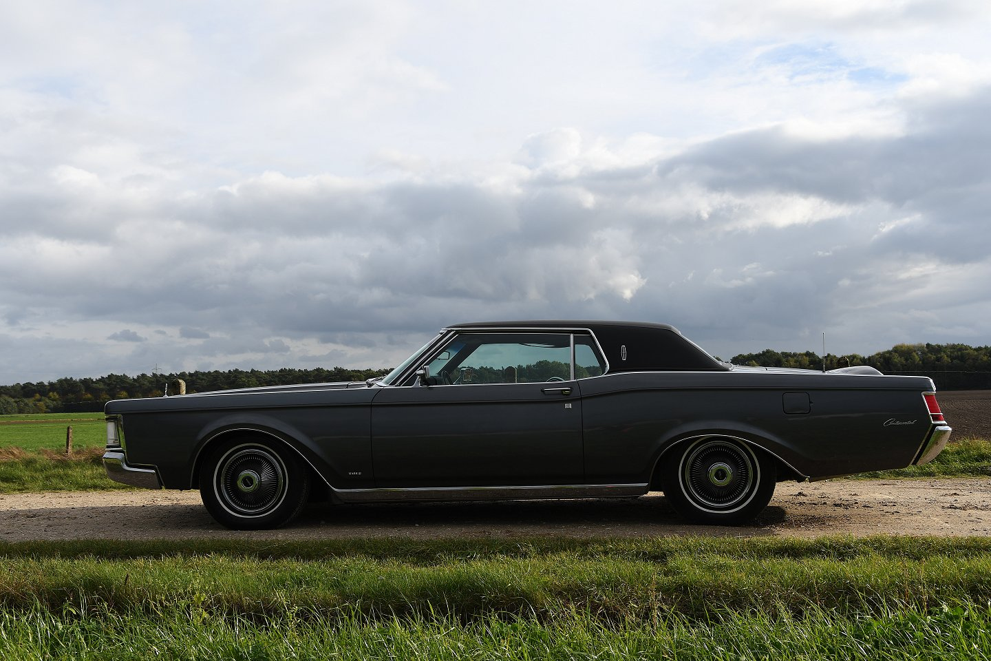 1969 Lincoln Continental Mark Iii Coupe Stuurman Classic And 1953 Convertible