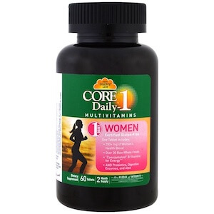 Country Life - Core Daily-1 Multivitamins for Women